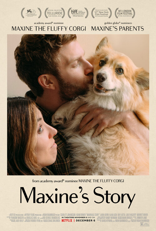 Dog and Man Poster