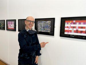 Geoff Davis Micro Arts exhibition 2021